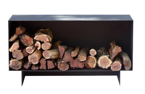 Firewood caddy