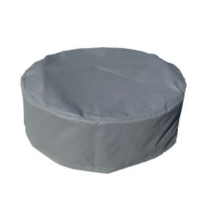 ripstop fire pit cover