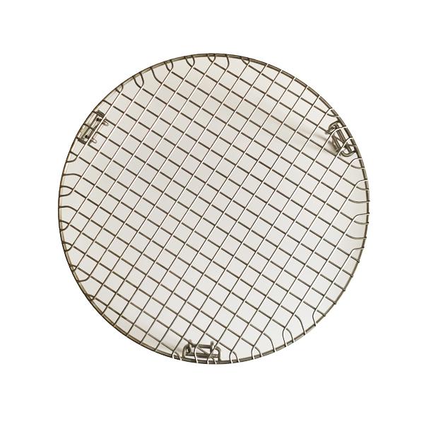 folding stainless steel braai grid above