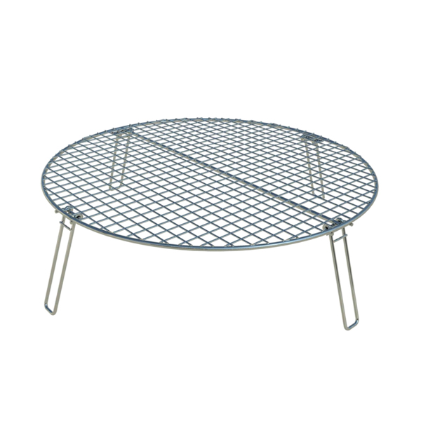 large 700mm grill for fire pits